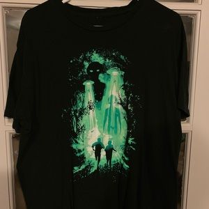 Other - X-Files graphic tee